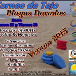 Torneo de tejo - Playas Doradas
