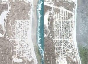 Playas Doradas en Google Maps