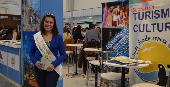 Playas Doradas en la Expo Turismo Comodoro Rivadavia 2015