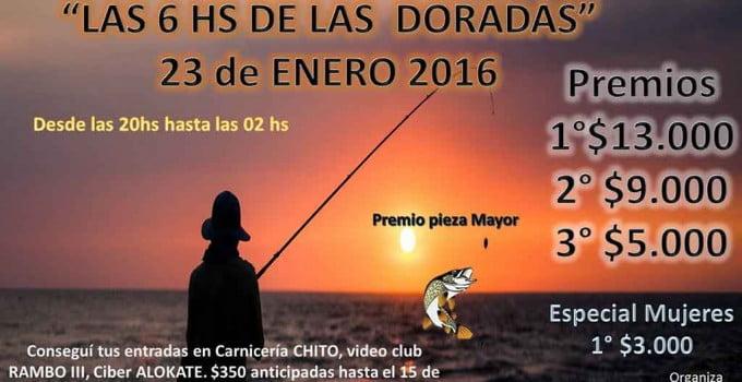 """3° edición de """"Las 6 Horas de las Doradas"""""""